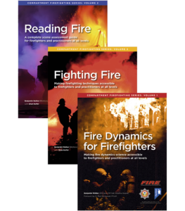 Books: Compartment Firefighting Series